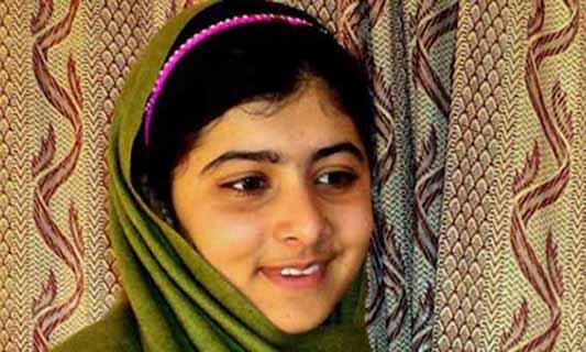 Η γενναία μικρή αγωνίστρια στο Πακιστάν Malala Yousafzai