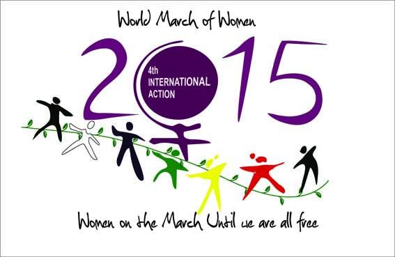 συνεχής ενημέρωση: Φεμινιστικό καραβάνι της Παγκόσμιας Πορείας Γυναικών