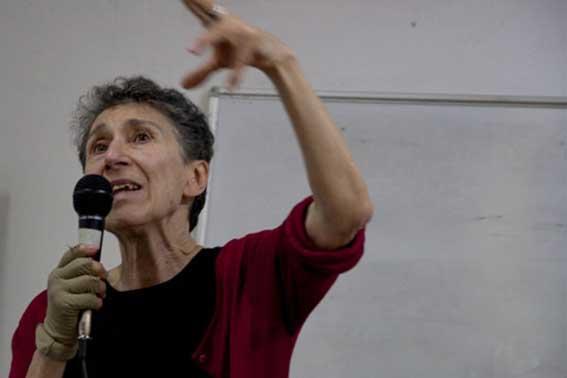 Σ. Φεντερίτσι: Οι γυναίκες είναι το κλειδί για να επανακαθορίσουμε την σημασία των ταξικών αγώνων