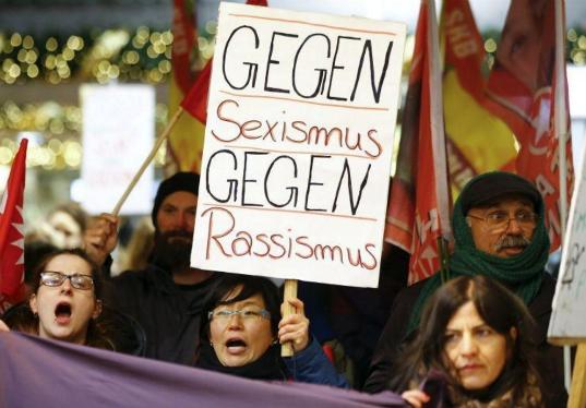 Γερμανία: ο σεξισμός δεν είναι εισαγόμενο προϊόν