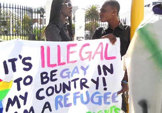 """Πώς θα """"γιορτάσουν"""" τη 13η Φλεβάρη οι ΛΟΑΤΚΙ+ πρόσφυγες στην Ειδομένη;"""