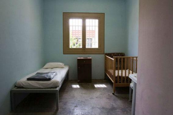 Γυναικείες Φυλακές Ελεώνα Θηβών: Κλειδωμένα παιδικά χαμόγελα