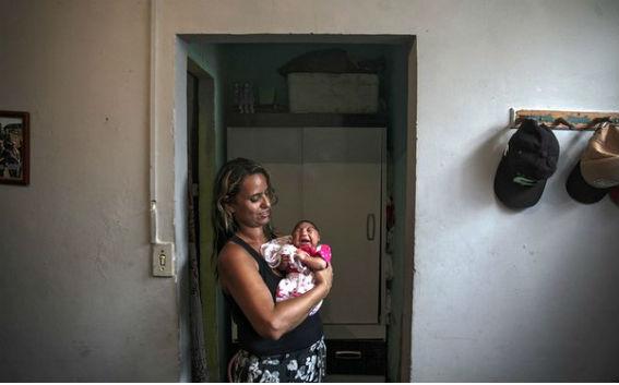 Τα έξι γράμματα που απουσιάζουν από τις προειδοποιήσεις για τον ιό Ζίκα: Α-Ν-Τ-Ρ-Ε-Σ