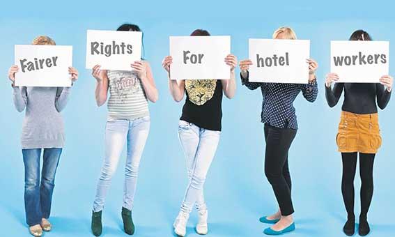 """Ο έμφυλος διαχωρισμός της εργασίας στα ξενοδοχεία: """"αυτές και οι άλλες"""" όλες τους αθέατες"""