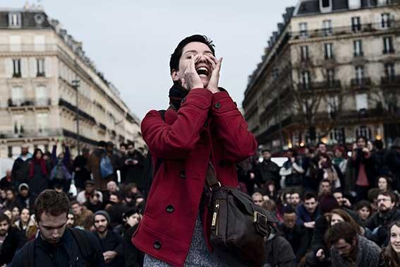 Féminisme Debout: ναι στις μη-μεικτές συνελεύσεις!
