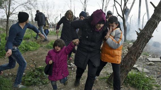 Οι γυναίκες στους καταυλισμούς προσφύγων ζουν με το φόβο της σεξουαλικής βίας