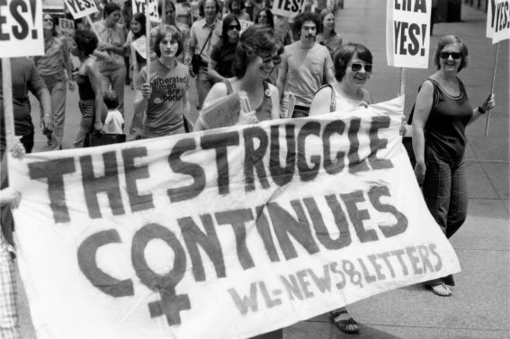 Το '17 θα είναι φεμινιστικό!