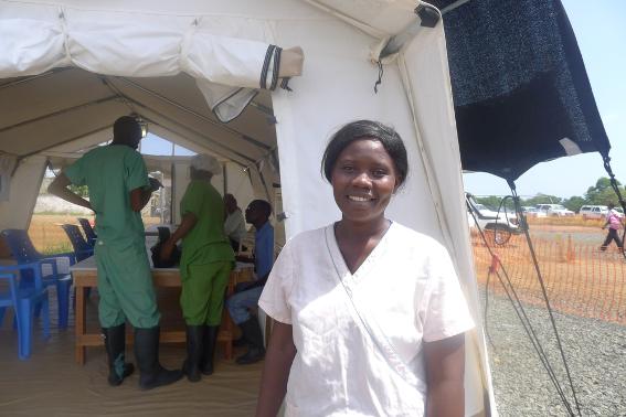 Η Salome Karwah, νοσηλεύτρια-σύμβολο στον αγώνα κατά του ιού Έμπολα, πέθανε μετά από άρνηση ιατρικής περίθαλψης