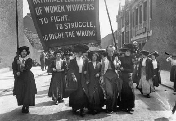 8 Μαρτίου: μια γυναικεία ιστορία αγώνα