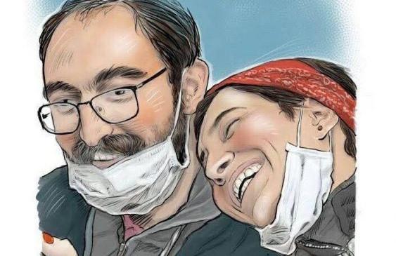 Οι Τούρκοι εκπαιδευτικοί Ν. Γκιουλμέν και Σ. Οζακτσά μπαίνουν στη 134η ημέρα απεργίας πείνας