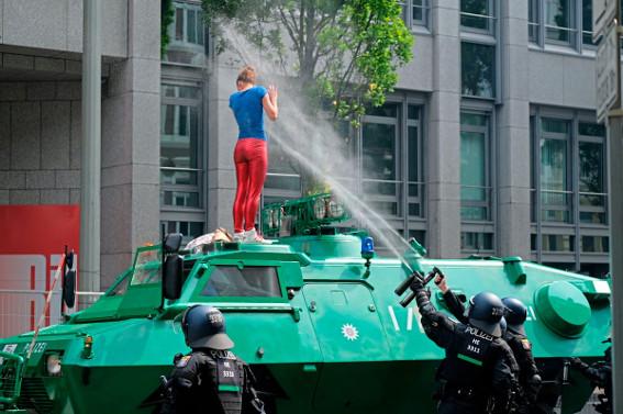 Τι έχει να πει η ΓΓΙΦ για τη συνάντηση των G20 στο Αμβούργο;