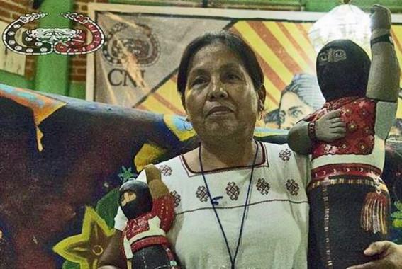 Μαριτσού: η φωνή των ιθαγενών