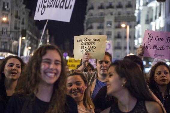 Ισπανία: Ανακοίνωση φεμινιστικών συλλογικοτήτων/οργανώσεων για την απεργία στις 8 Μάρτη
